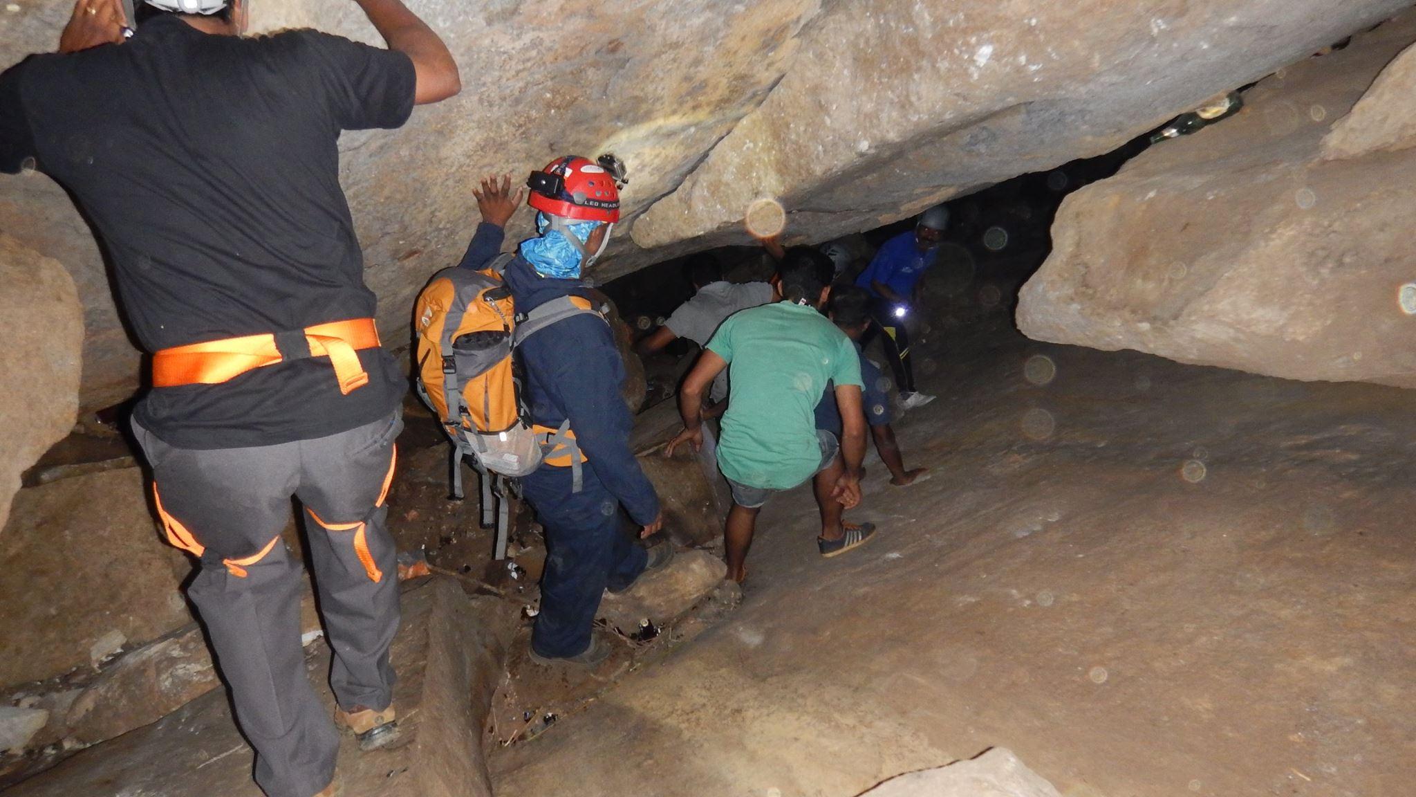 Entrance of Tiger Pit Caves, Wayanad, Kerala