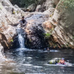 Nagalapuram Canyoneering - Mandatory jump and swim