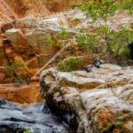 Nagalapuram Canyoneering Tallest Rappel
