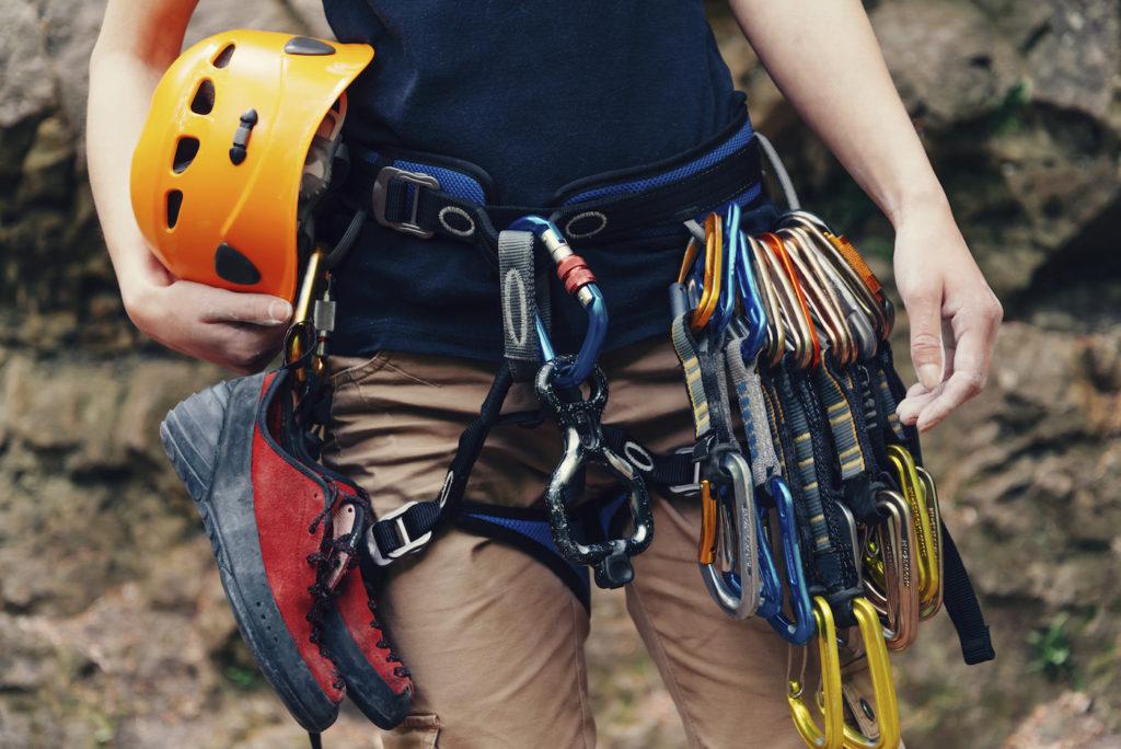 Gear / Equipments for Rock Climbing