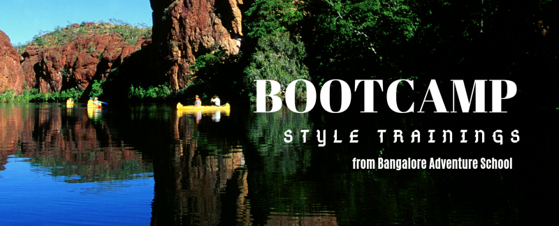 Bootcamp adventure training from BASCOOL
