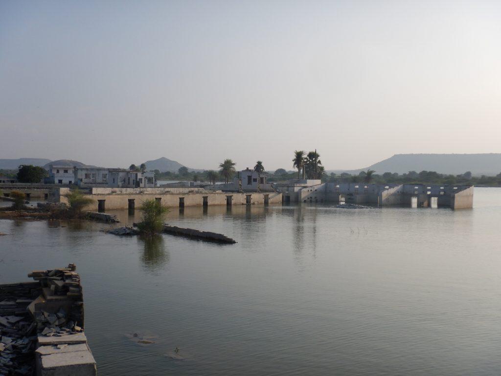 Ghost Town near Bangalore Big view