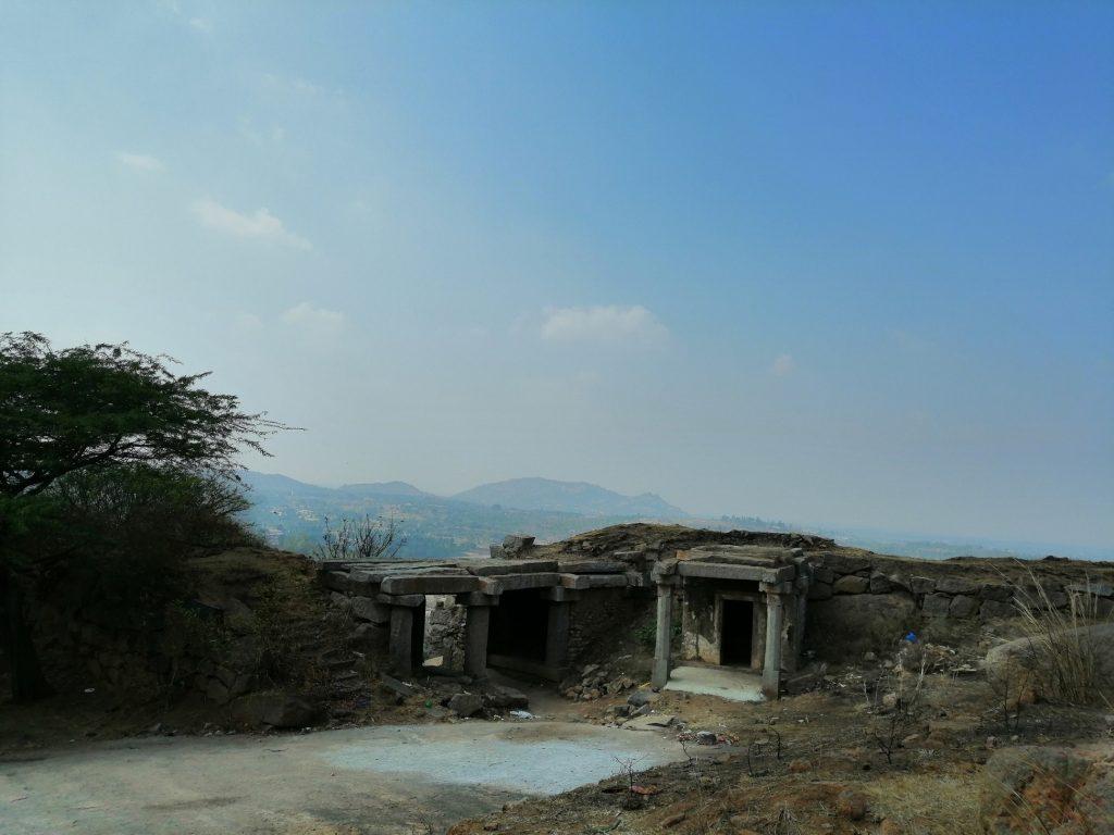 Ekya School students trekking