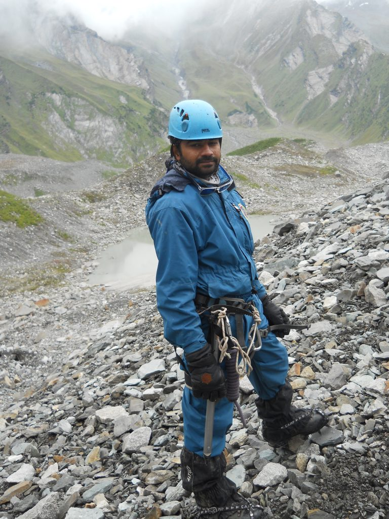 vineel kanth moutaineering