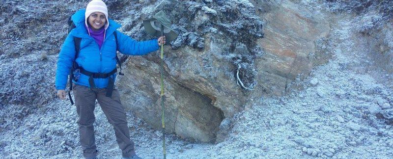 Kausalya Trainer - Himalayan Trekking
