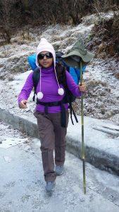 Kausalya Trainer - Manali Trekking