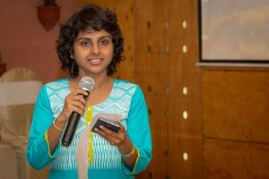 Kausalya Trainer - Public Speaking