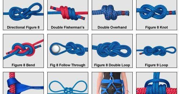 Knots Course Lesson Session Workshop